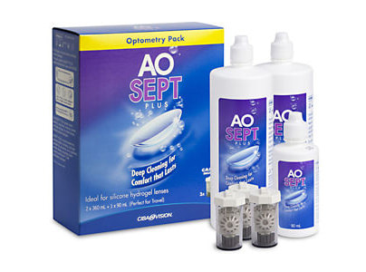 Ortho K Melbourne. We recommend the AOSept Plus hydrogen peroxide system for daily sterilisation of your OK lenses.